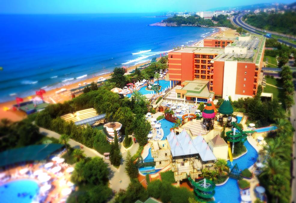 Аланья – Самый восточный курорт на Средиземноморье Турции