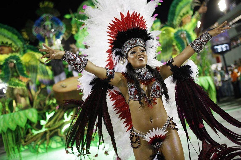Карнавальная мечта родом из Рио-де-Жанейро