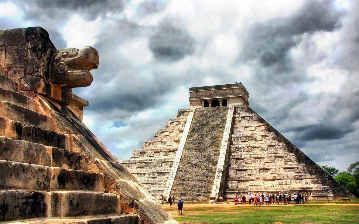 Мексика — Страна древних цивилизаций