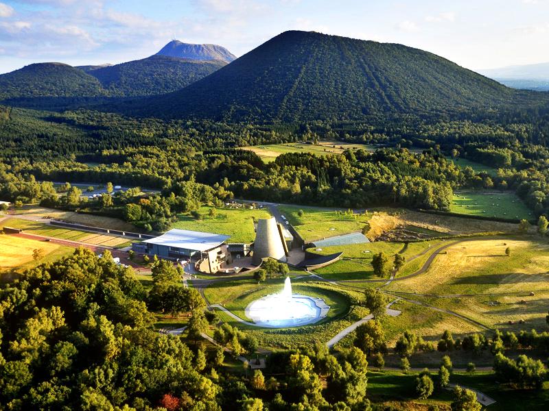 Овернь — Центральный массив, каменное сердце Франции