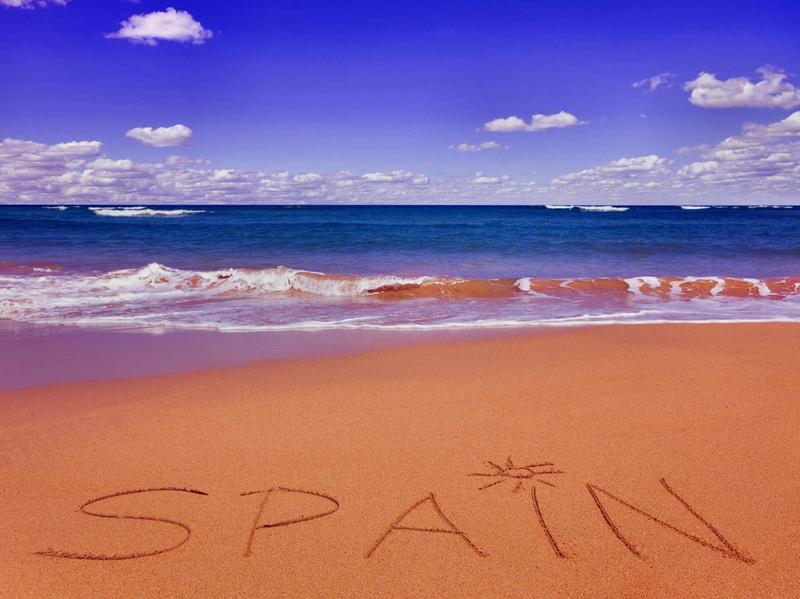 spain Отправляемся в Испанию