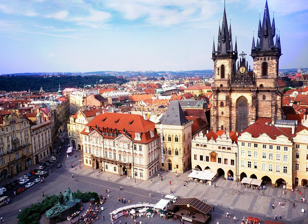 Застывшее Среднековье — Замки загадочной Чехии
